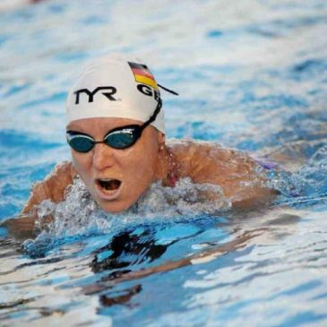 Internationale Deutsche Meisterschaften im Schwimmen DBS in Berlin