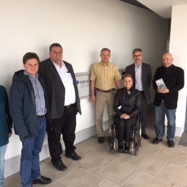 DGUV Hochschule in Bad Hersfeld auf Barrierefreiheit überprüft