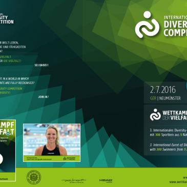Diversity Competition / Wettkampf der Vielfalt in Neumünster am 2. Juli