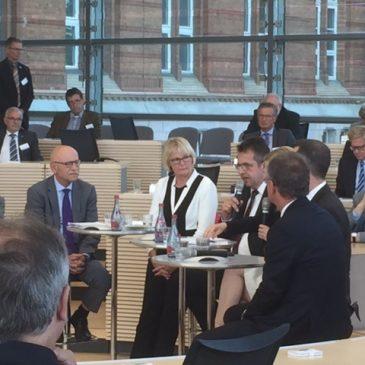 """Forum """"Sport und Gesundheit"""" im Landeshaus Kiel"""