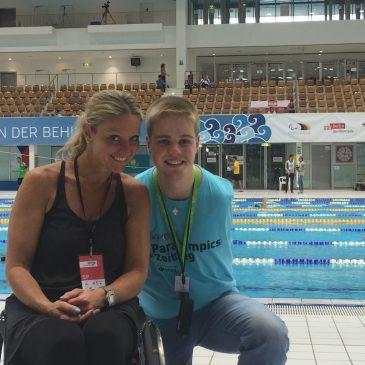 IDM, Internationale Deutsche Meisterschaft im Schwimmen des DBS