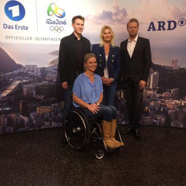 Pressekonferenz ARD/ZDF für Olympia und Paralympic in Rio de Janeiro 2016, Vorstellung der Experten