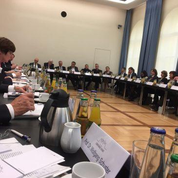 """Stiftungsrat """"Lebendige Stadt"""", Thema """"Innere Sicherheit"""""""