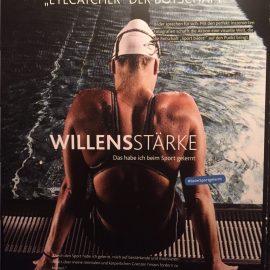 """LSV Schleswig-Holstein Kampagne """"Willensstärke"""""""