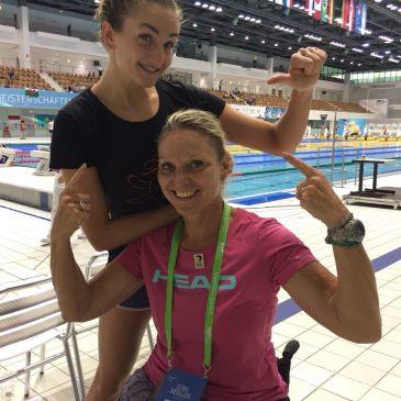 Internationale Deutsche Meisterschaften DBS Schwimmen in Berlin