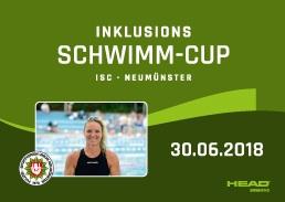 Inclusions Schwimm-Cup in Neumünster am 30.06.2018